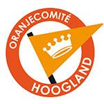 Oranjecomite Hoogland Logo